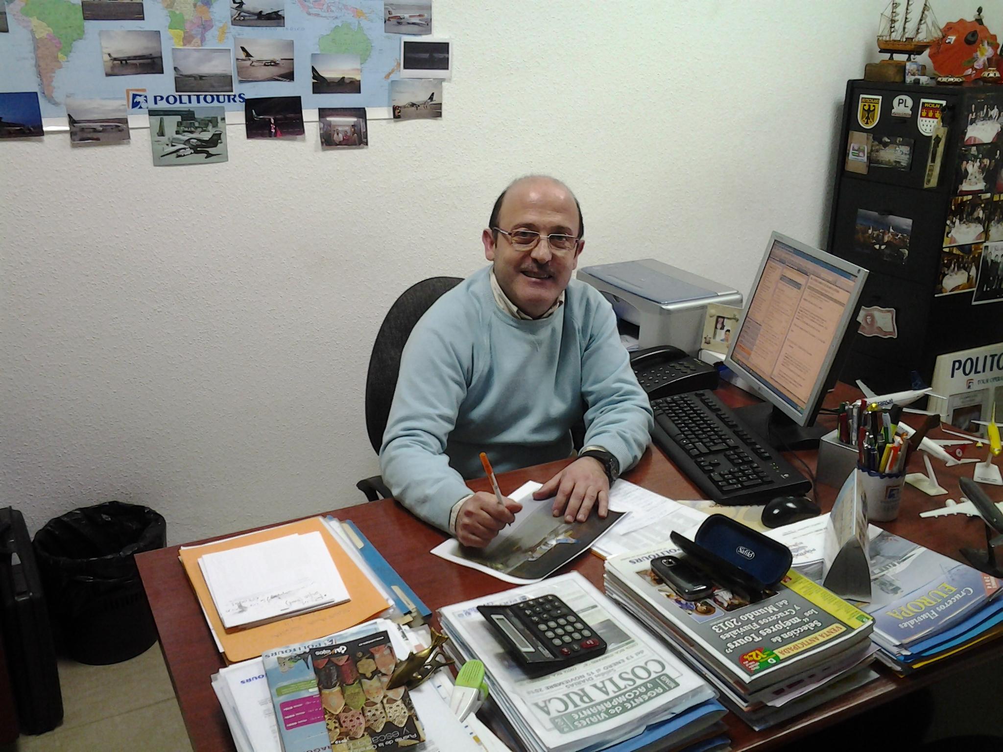 Entrevista a José Joaquin Nuez de Politours (Aragón)