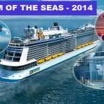 El Quantum of the Seas : una nueva generación de cruceros