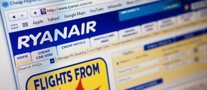 Ryanair vende a través de Travelport