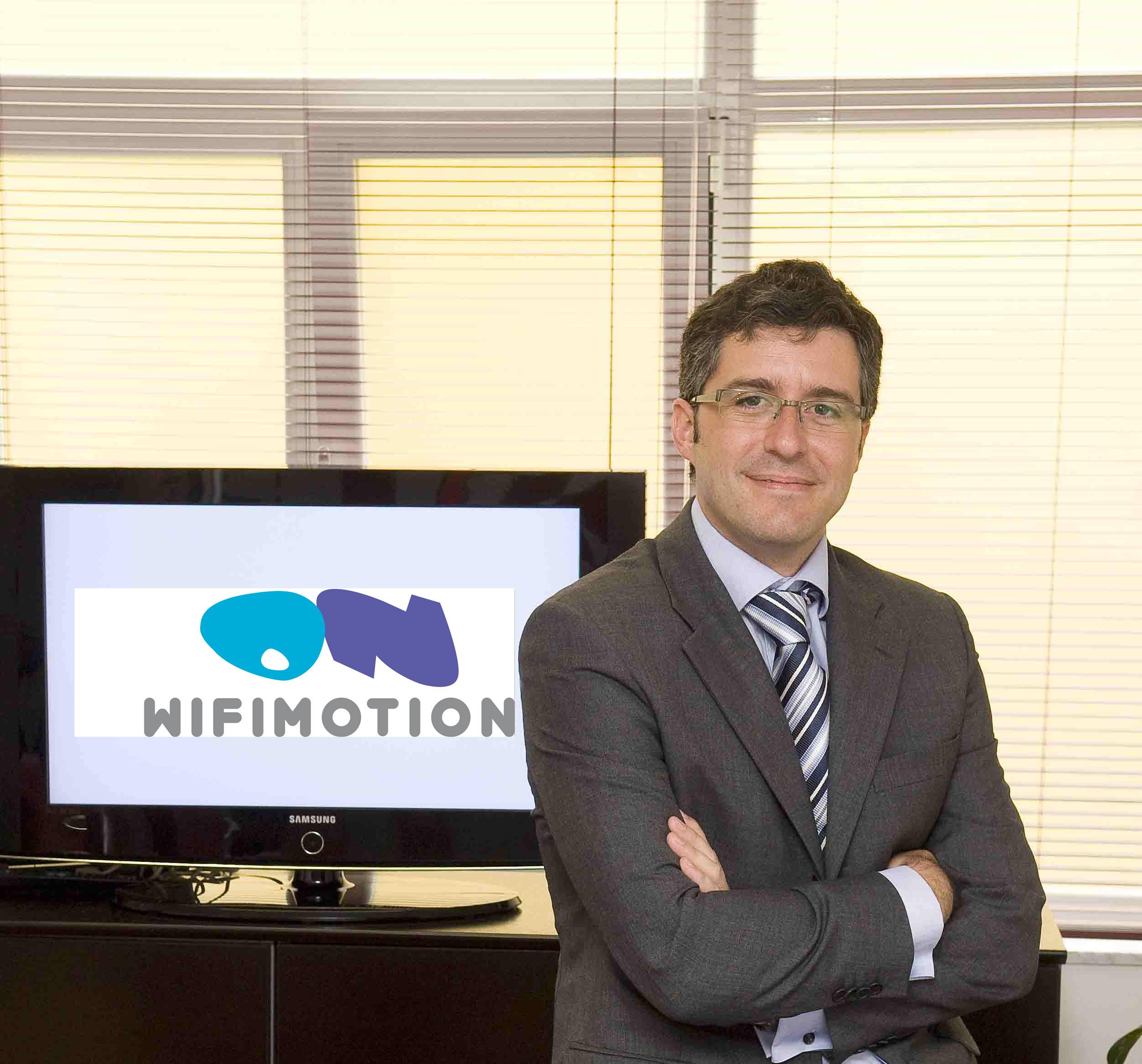 Entrevista con Diego López-Salazar de Wifimotion