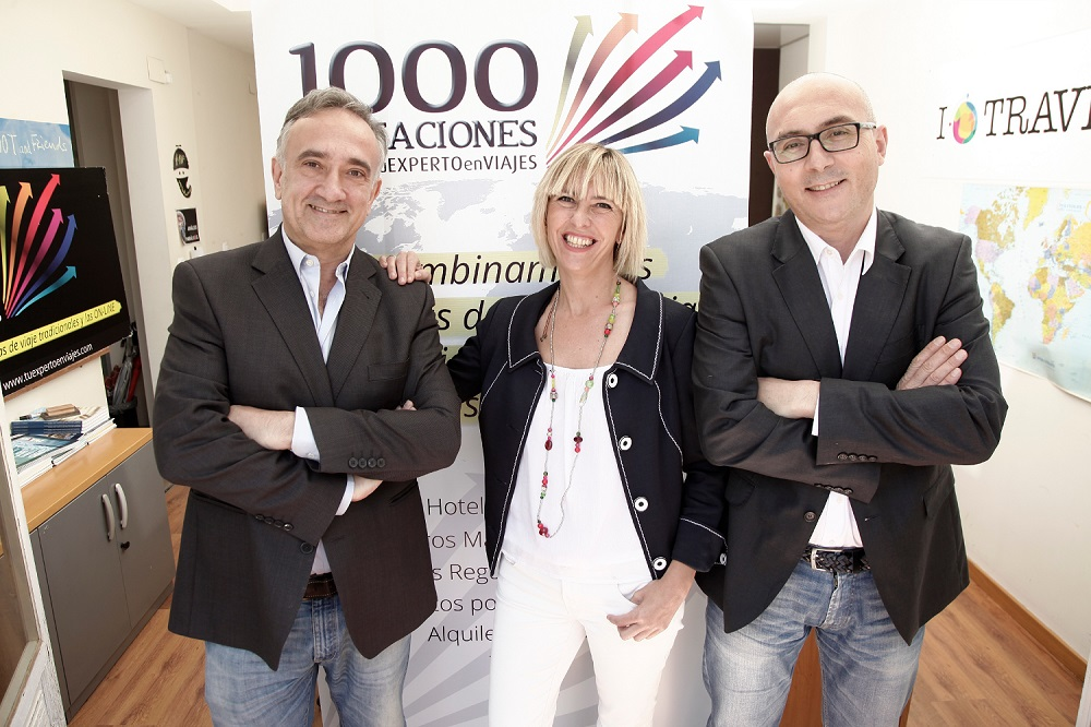 Entrevista 1000tentaciones a Periódico de Aragón