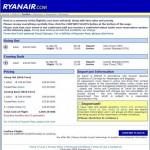 Ryanair mejora su página web